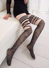 Sex pantyhose Black Bandage transparent Tights tights Stocking Lady Fishnet