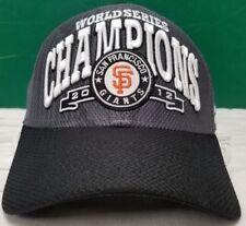 a55f172357400 San Francisco Giants 2012 Mlb WS Campeones Nueva era Stretch Fit Cap Hat  Talle M-L