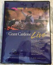 Grant Cardone Live Cd Audio Program - New & Used Car Sales Training Brand New