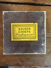 kaiser chiefs employment Limited Edition Box Set mint condition
