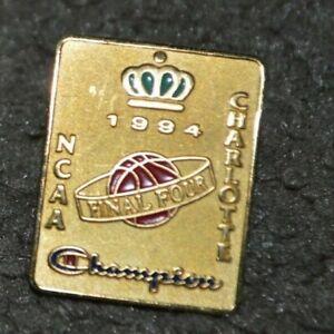 Vtg 1994 NCAA Final Four Charlotte Champion Basketball Pin