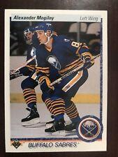 1990-91 Upper Deck #24 - Alexander Mogilny (RC) - Buffalo Sabres