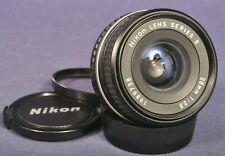 Nikon Nikkor 2,8 x 28mm Ais E / Weitwinkel Objektiv Widescreen Lens