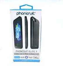 Phonesuit Elite 100% Battery Case iPhone 7 & IPhone 6/6s - Black™