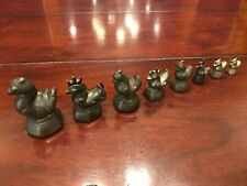 Vintage Opium Chicken Weights - 8 Pieces