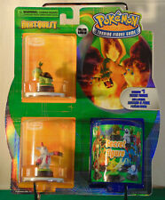 POKEMON Nest Quest Trading Figure Game Booster Pack---TURTWIG, ZANGOOSE & 1--SS