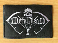 METALHEAD Patch HEAVY METAL like Accept/Saxon/Mercyful Fate/Judas Priest