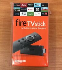 Amazon Fire TV Stick w/ Alexa Voice remote Newest Version streaming Brand New