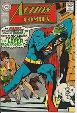 Action Comics #363 VF+ Neal Adams Cover Silver Age DC