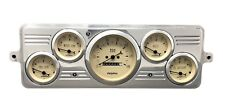 1939 Chevy Car 5 Gauge Dash Panel Cluster Set 39 Tan