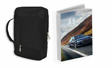 Owner Manual for 2021 Audi A8, Owner's Manual Factory Glovebox Book