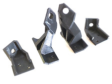 GMC Envoy driver & passenger door panel bracket combo pack- fix loose door panel