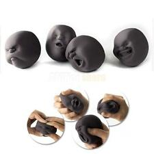 New Cao Maru Caomaru Vent Human Face Ball Anti-stress Ball of Japanese Design