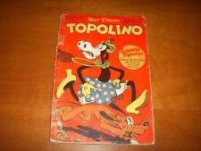 TOPOLINO NUMERO 39 originale MICKEY MOUSE Walt Disney