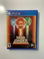 HeadLander - Limited Run Games - Playstation 4 / PS4