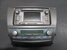 TOYOTA CAMRY ACV40 HYBRID 6 STACKER / BLUETOOTH RADIO AND FACIA