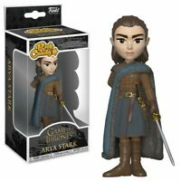 Game Of Thrones S9 - Arya Stark - Funko Rock Candy: (Toy New)