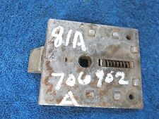 1938-39 FORD  LUGGAGE COMPARTMENT LOCK  NOS   717
