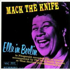 ELLA FITZGERALD-ELLA FITZGERALD:MACK THE KNIFE-ELLA IN B NEW VINYL RECORD