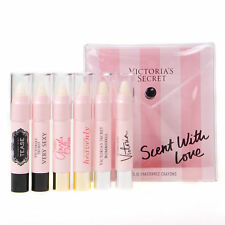 Victoria's Secret Scent With Love 6 Solid Fragrance Crayons Perfume Gift Set