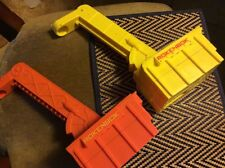 Lot of 2 Rokenbok Yellow & orange Conveyor Belt Rokenbok system
