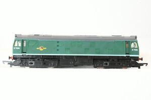 Hornby R.072 BR Class 25 | Sulzer Type 2 |D7596 BR Green