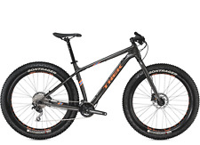 Bicicleta Trek 26 Fat Bike Farley 5 15.5 Negro Dniester