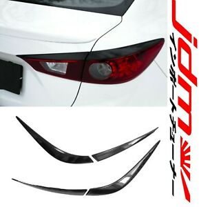 For Mazda 3 Tail Light Covers Eyebrows Eyelids 2013-2016 Speed Set