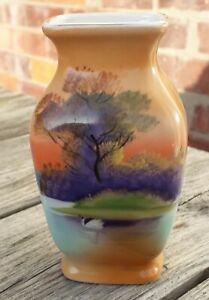 VINTAGE  Noritake China Bud Vase with stunning design