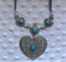 Unbranded Tibetan Silver Turquoise Fashion Necklaces & Pendants