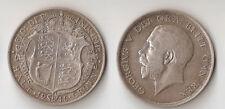 UK (Great Britain)  Half Crown  1916