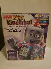 Kasey The Kinderbot Interactive Learning Robot 2001 Expandables Fisher Price