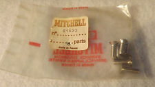 6 NOS Garcia Mitchell 396MP 496MP 499 FISHING REEL Counter Weight Screw 81522