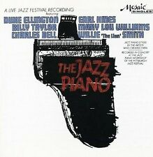 The Jazz Piano [Mosaic] [Remaster] by Various Artists   CD