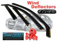 Audi A4 B8  2009 - ESTATE / WAGON  Wind deflectors 4.pc  HEKO  10236