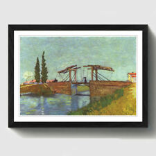 Vincent van Gogh Antique (Pre-1900) Art Prints