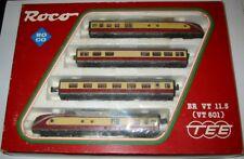 Roco 14183A / 43900 TEE-Triebwagenzug BR VT 11.5, Wechselstrom, Digital
