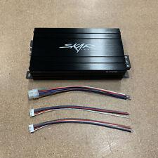 Skar Audio Refurbished Sk-M4004D 400 Watt 4-Channel Class D Mini Car Amplifier