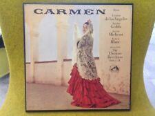 Box 3 LP+livret - BIZET - CARMEN - DE LOS ANGELES - Voix de son maitre CVA 61820