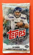 2014 Topps FB HOBBY Pack 1 Rookie (Jimmy Garoppolo Beckham RC Autograph Relic)?