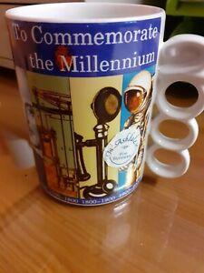 Millennium Year 2000 Commemorative Mug Cup British History
