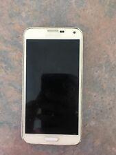 Samsung  Galaxy S5 SM-G906S - 32GB - White Smartphone
