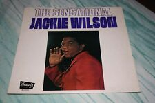 JACKIE WILSON-THE SENSATIONAL JACKIE WILSON-ITALY FIRST PRESS-EX