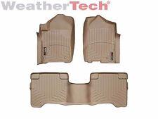 WeatherTech Floor Mats FloorLiner for Nissan Armada - 2008-2015 - Tan