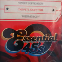 PETE JOLLY TRIO - SWEET SEPTEMBER / KISS ME BABY - CD BRAND NEW