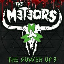 The Meteors - Power Of 3 [New CD]