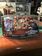 Power Rangers Megaforce Mini Battle Figures
