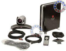 Polycom HDX 7000 HD video PAL sistema conferenza-Include IVA e Garanzia
