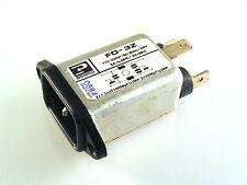 PREMO Filtro di alimentazione IEC INPUT PRESA 250VAC 3A 40' C om0387h