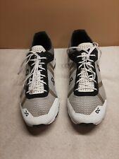CloudRush Men's Running Shoes Black/White Size M10